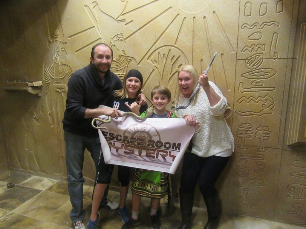 The Egyptian Tomb in PA 2