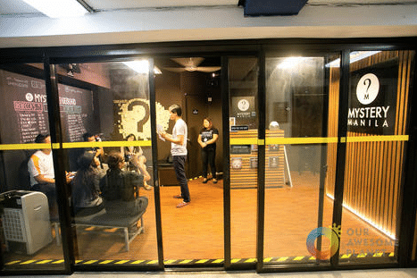 Escape Room in Asia! 1